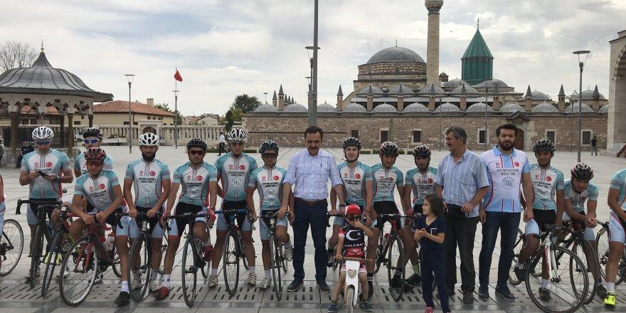 """""""Ömer Halisdemir 3. Ulusal Bisiklet Turu"""""""