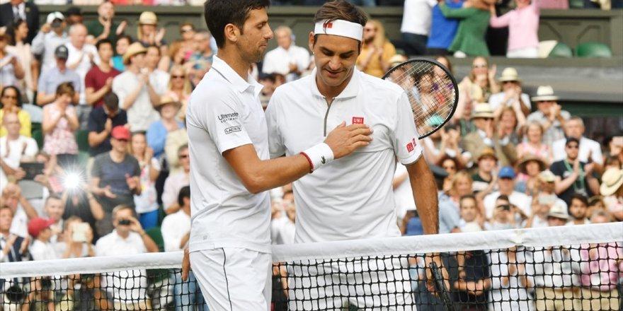Djokovic-federer Finali 'Unutulmazlar' Arasına Girdi