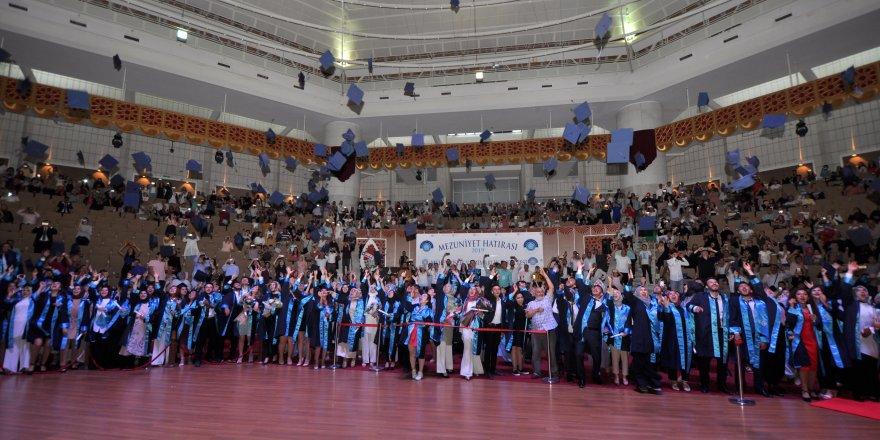 Necmettin Erbakan Üniversitesi 5 bin yeni mezun verdi