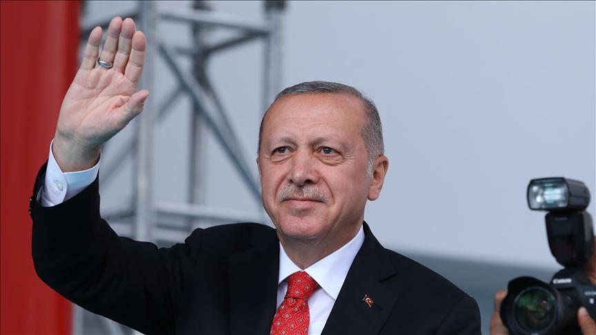 """Erdoğan: """"Bu milleti kimse köle yapamaz"""""""