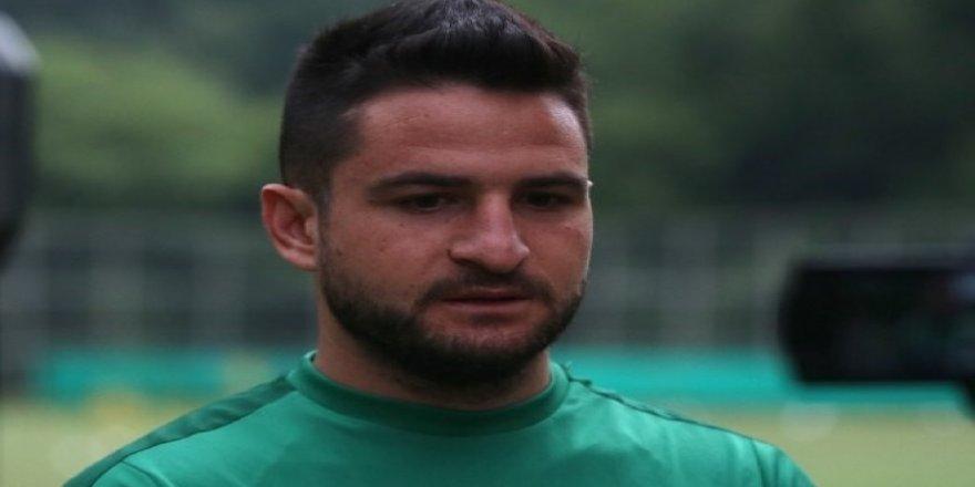 """Ömer Ali Şahiner: """"En büyük hedefim milli takıma çağrılmak"""""""