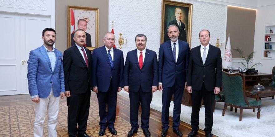 Konyaspor yönetiminden Başkent çıkarması