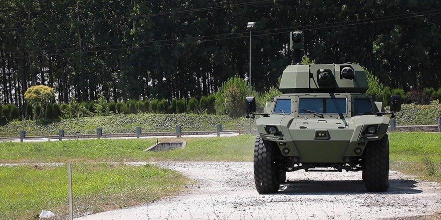 Türkiye'nin Elektrikli Zırhlısı İlk Kez Araziye Çıktı