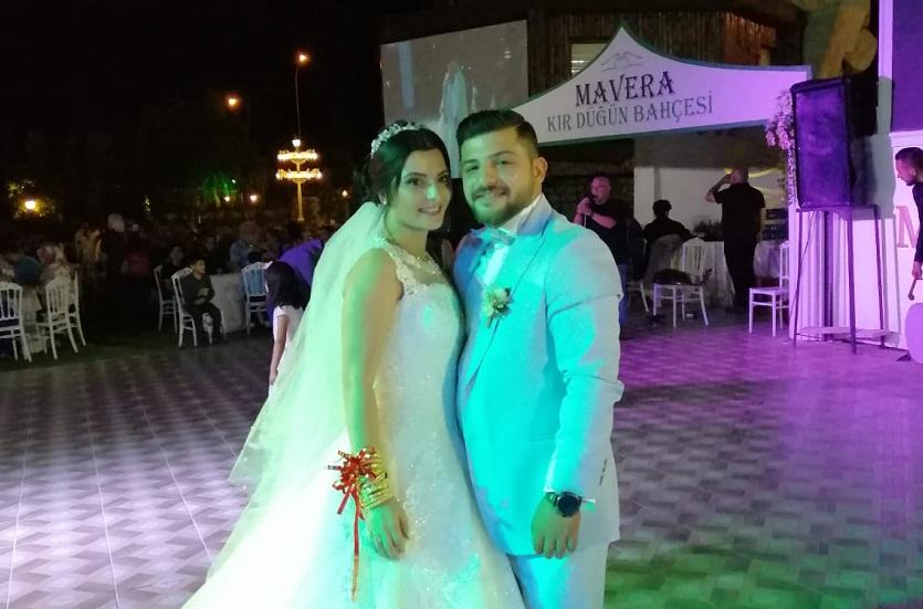 Kasım Andaç oğlu Mehmet'i evlendirdi