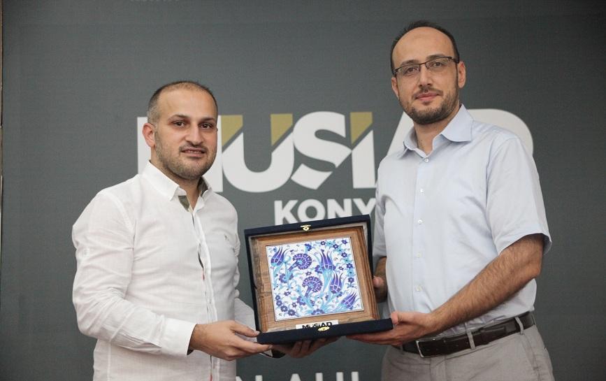 MÜSİAD Konya'da Blokzincir; Yeni Kurgusu Masaya Yatırıldı