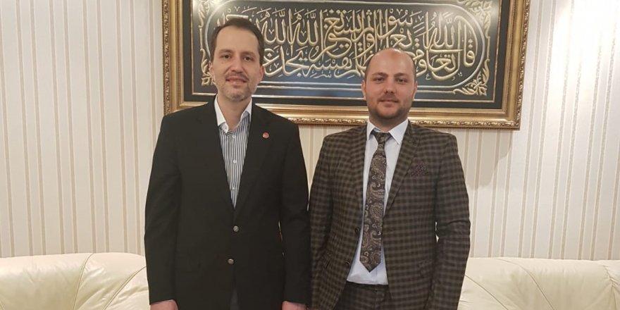 Yeniden Refah Partisi'nin Konya İl Başkan Yardımcısı belli oldu