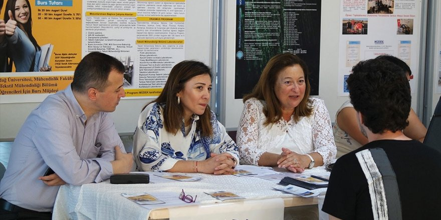 Tekstil Mühendisliği Seçene Asgari Ücret Düzeyinde Burs