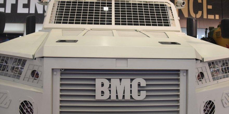 Bmc Rekor Artışla Devler Listesinde