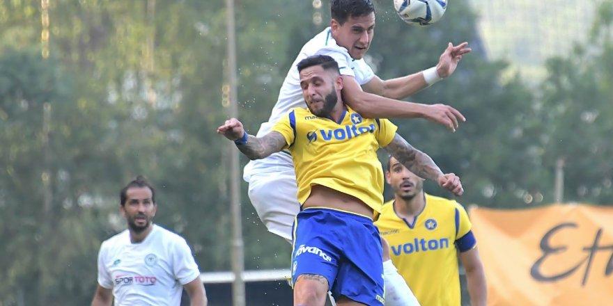 """Jevtovic: """"Hedefimiz Avrupa kupalarına katılmak"""""""