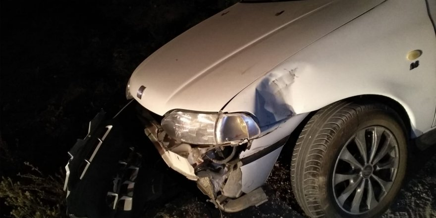 Otomobil Park Halindeki Araca Çarptı: 1 Ölü, 7 Yaralı