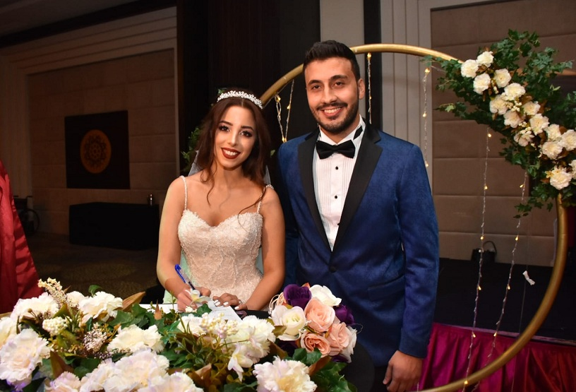 Selin ve Murathan'dan ömürlük imza