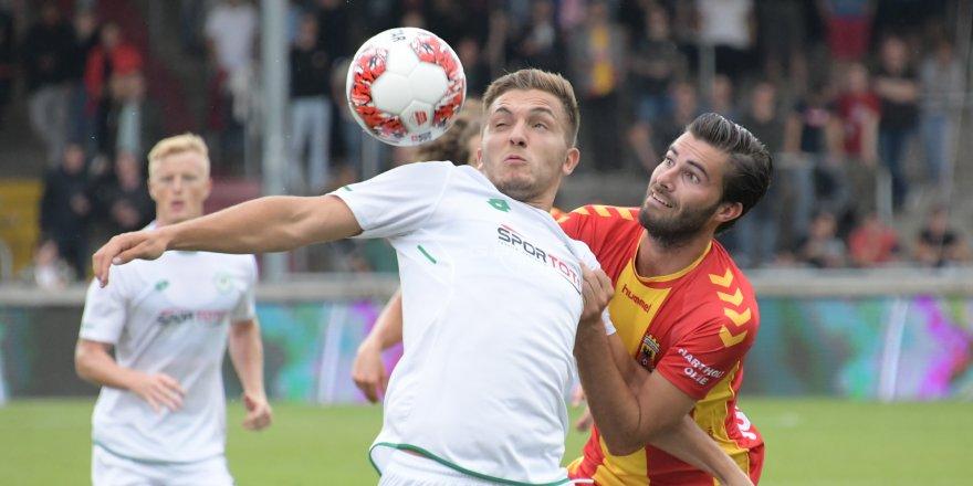 Konyaspor golü unuttu!