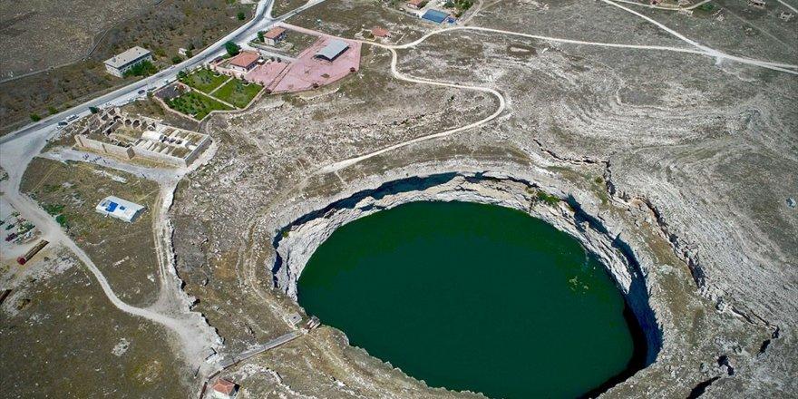 Tarihi Han Ve Obruk Gölü Turizmin Gözdesi Olacak