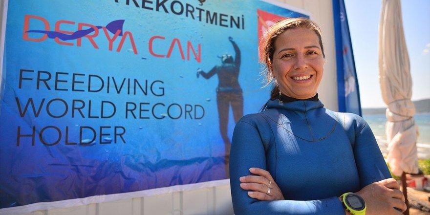 Yeni Dünya Rekoru İçin Yine Salda Gölü'nü Seçti