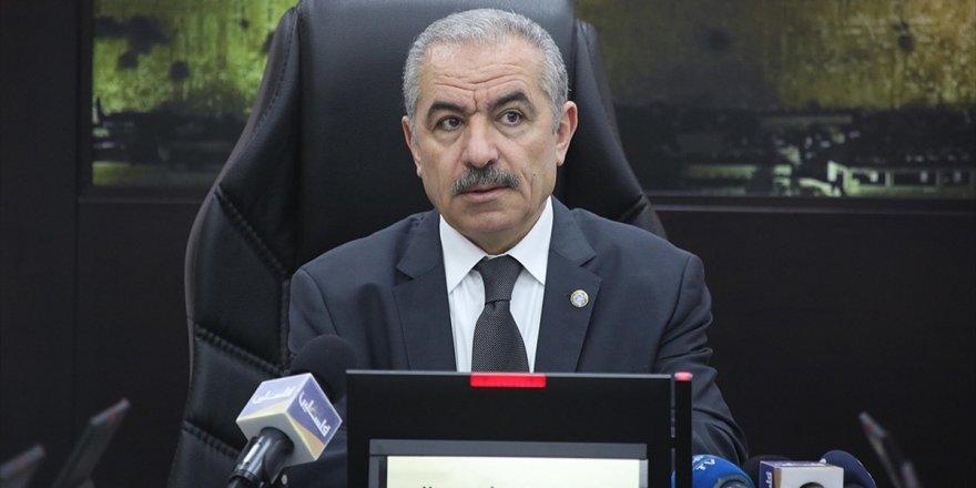 Filistin Başbakanı Iştiyye: Abd İle Filistin İlişkileri İsrail'den Bağımsız Olmalı