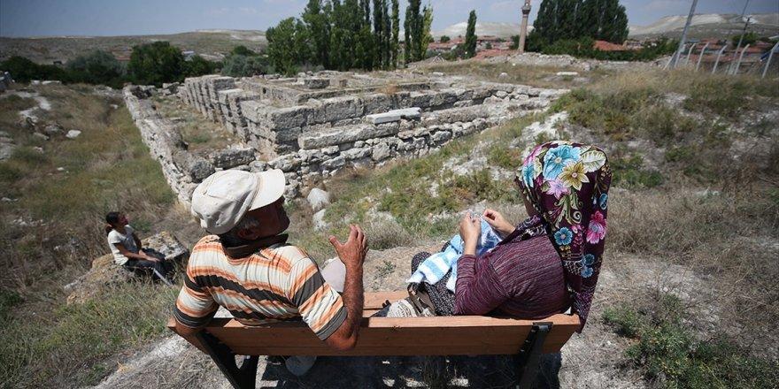 'Antik Kente Sıfır' Mahallede Tarihle İç İçe Yaşam