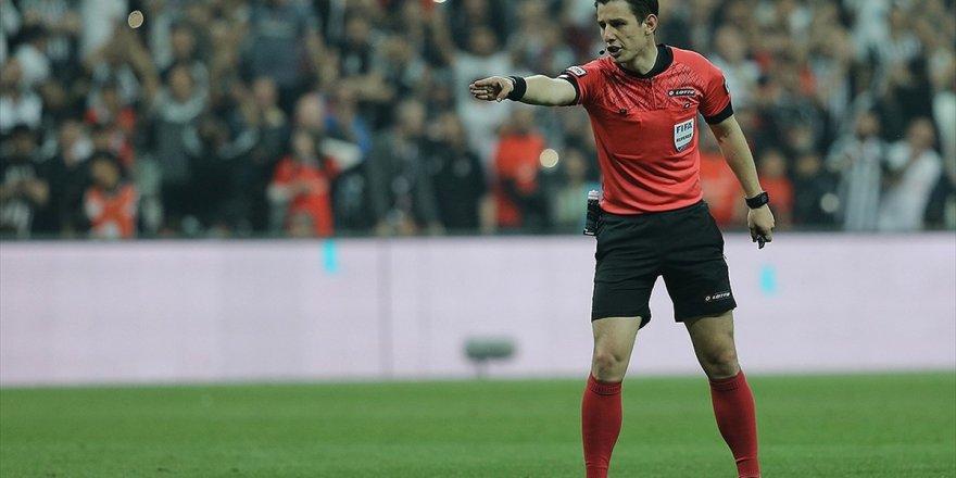 Süper Lig'de İkinci Haftanın Hakemleri Açıklandı