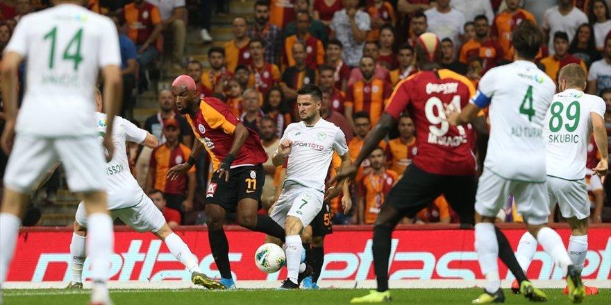 Galatasaray Sonunu Getiremedi