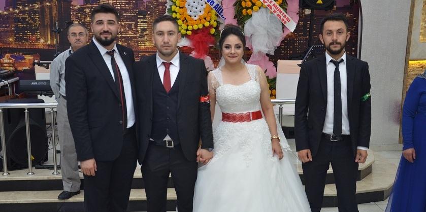Polis Memuru Ahmet Yatar'ın mutlu günü