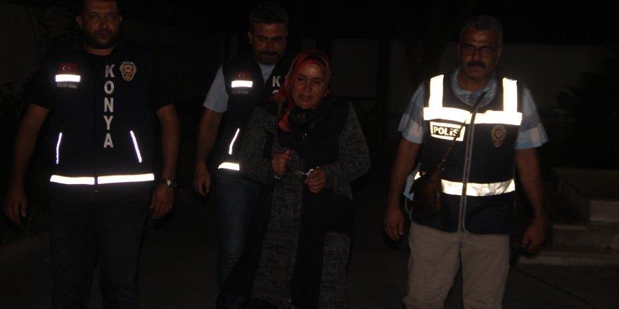 Tartıştığı Eşini Keserle Öldüren Kadın Tutuklandı