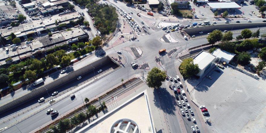 Büyükşehir'den Trafiği Rahatlatacak Düzenlemeler
