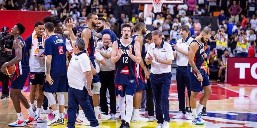 13 Yıldır Yenilmeyen Abd'yi Geçen Fransa Yarı Finalde