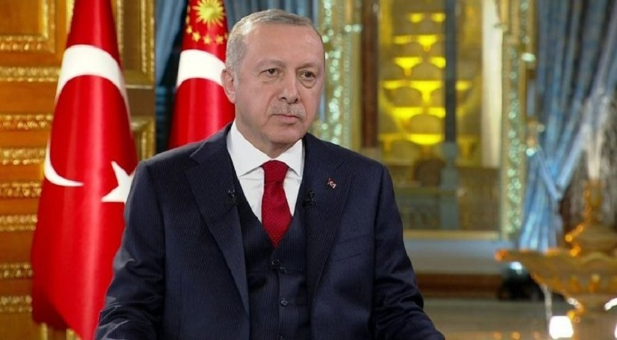 Cumhurbaşkanı Erdoğan'dan HDP binası önünde bekleyen annelere ilişkin açıklama