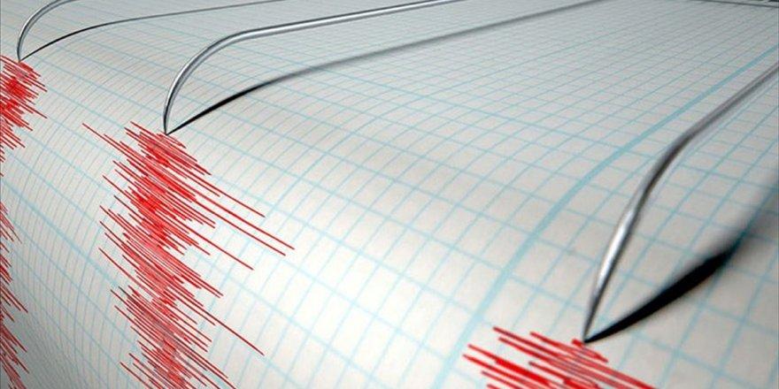 Çankırı'da Art Arda İki Deprem