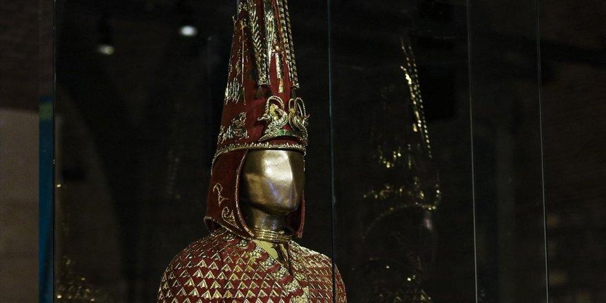 2500 Yıllık Altın Elbiseli Adam Türkiye'de