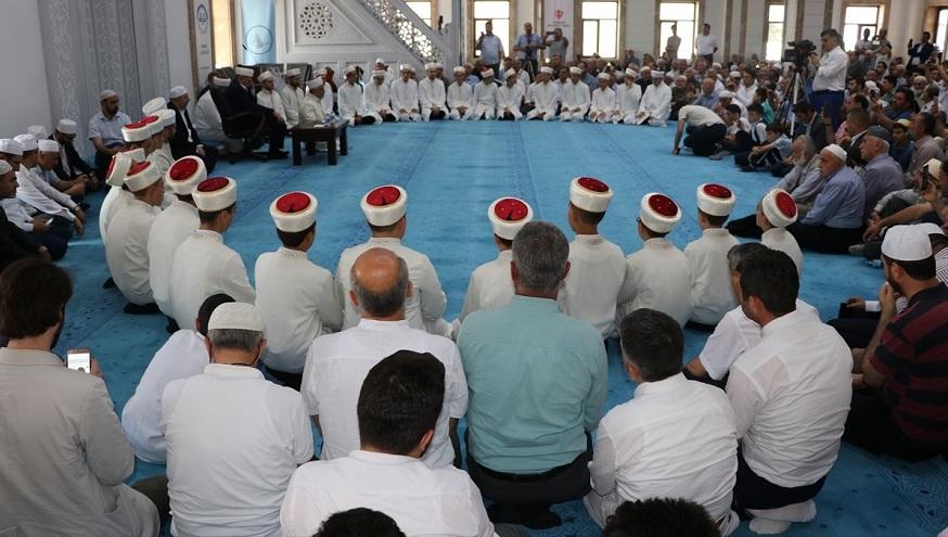 Din Görevlileri Arası Hafızlık Yarışması Türkiye Finali