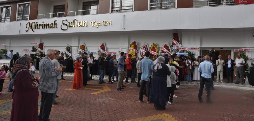 Mihrimah Sultan Kına Evi Açıldı