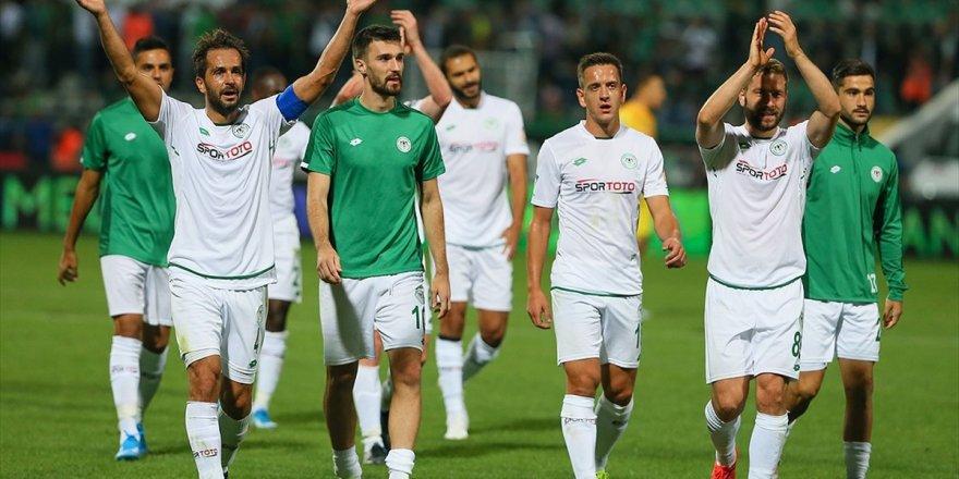 Konyaspor ezdi geçti 4-1