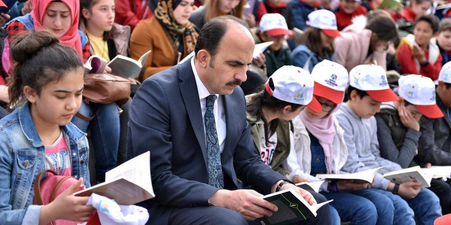 Konya'da KİTAP FUARI için geri sayım