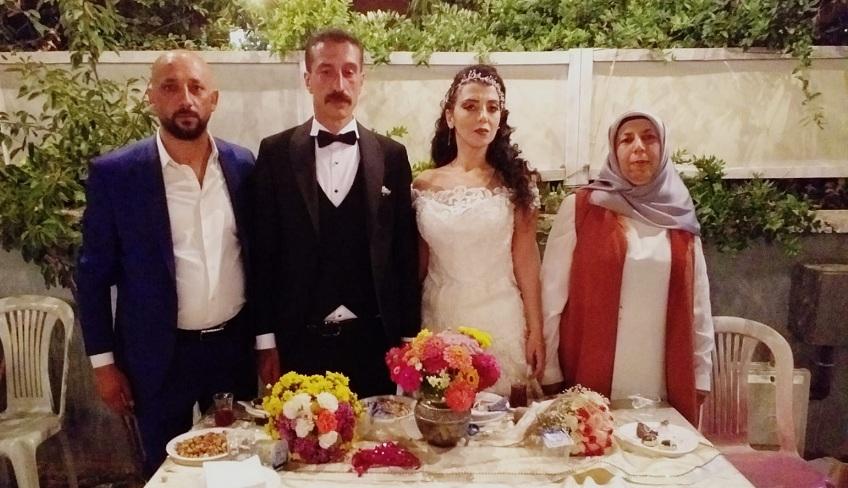 Arzu ve Sinan'ın en mutlu günü