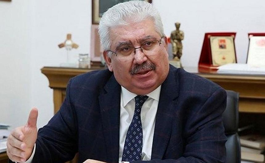 Mhp'li Yalçın'dan Kılıçdaroğlu'nun Açıklamalarına Tepki