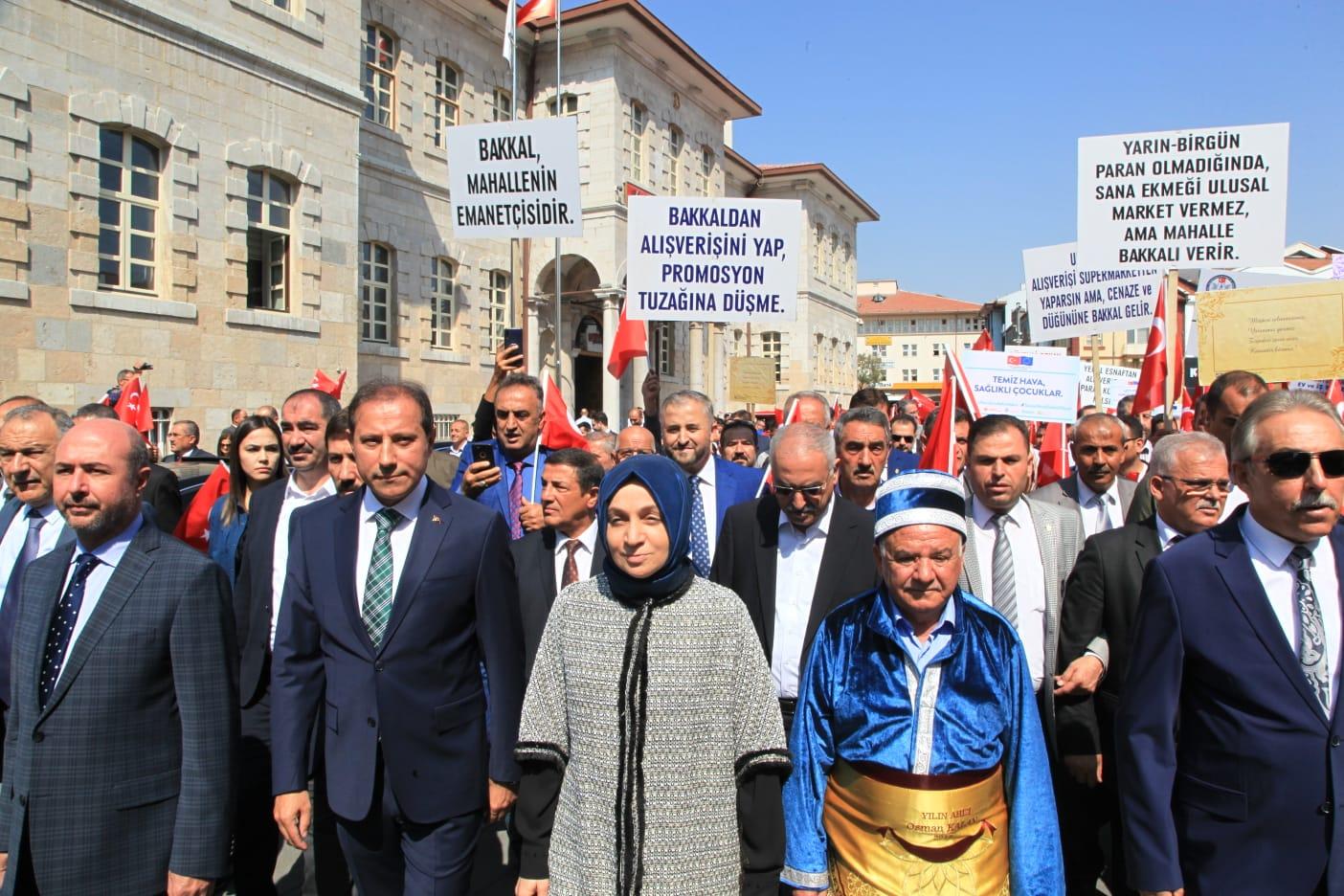 Konya'da Ahilik Haftası Kutlamaları