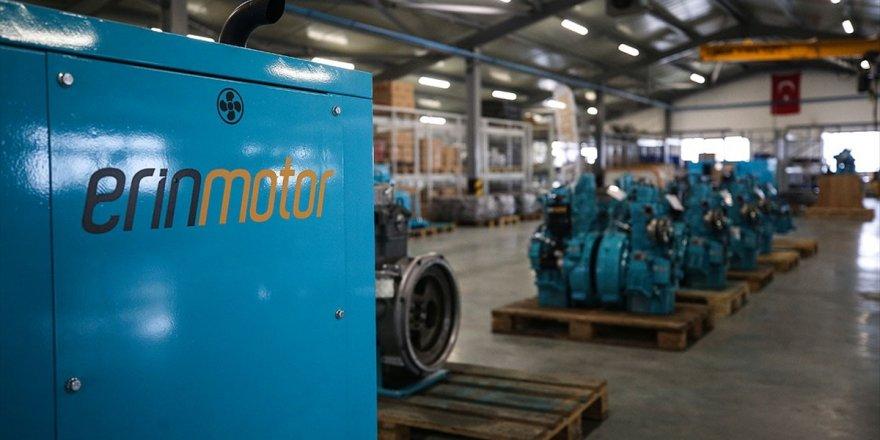 Yüzde 100 Yerli Motor Teknofest İstanbul'da Sergileniyor