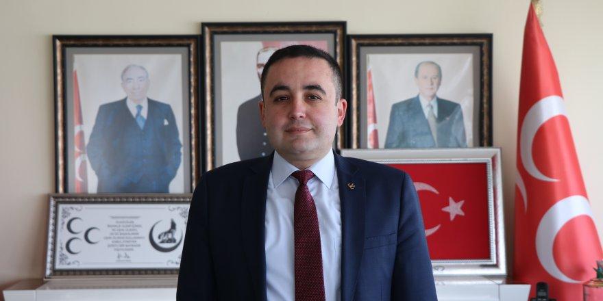 MHP Konya İl Başkanı Murat Çiçek Görevinden Alındı
