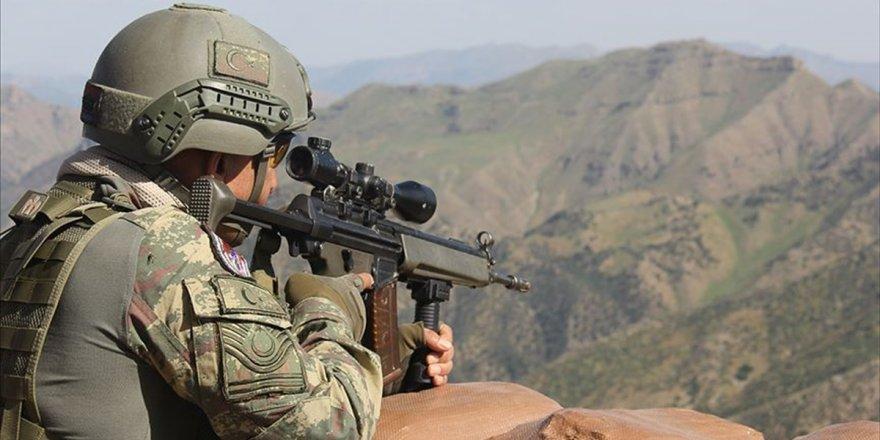 Barış Pınarı Harekatı'nda Etkisiz Hale Getirilen Terörist Sayısı 219 Oldu