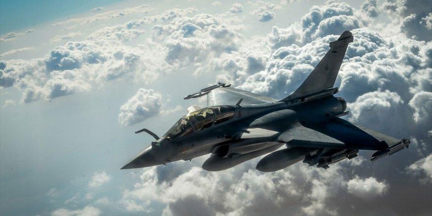 Fransa'nın Mısır'a Sattığı Savaş Uçakları Hafter İçin Kullanılmış