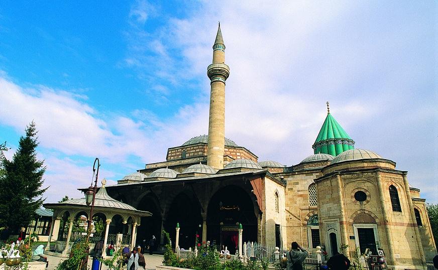 Selçuklu'nun Kadim Başkentine Turist İlgisi