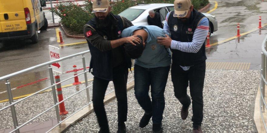 Konya'da DEAŞ Propagandası yapan Suriyeli tutuklandı
