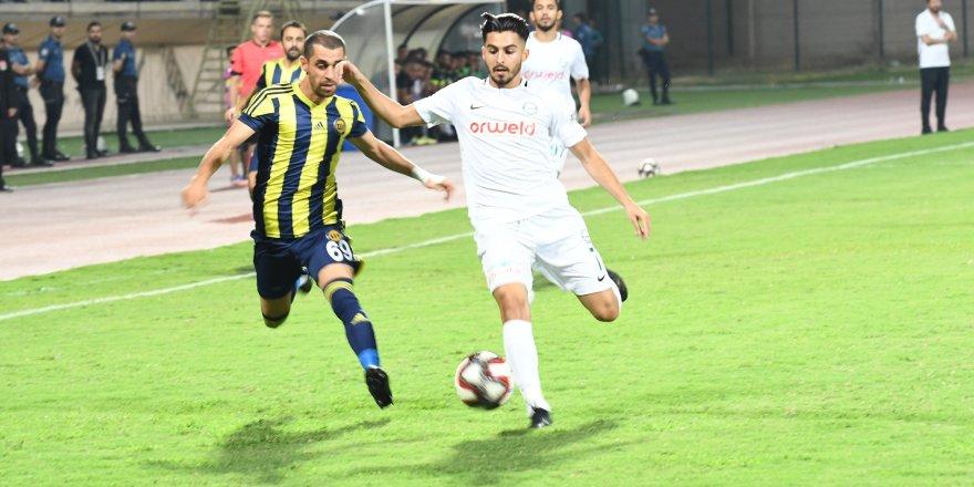 Tarsus İdman Yurdu -1922Konyaspor: 2-1