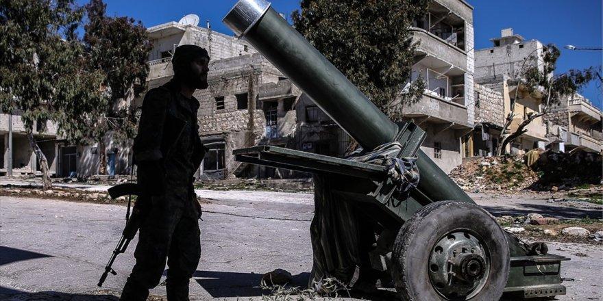 Ypg/pkk'lı Teröristler Tel Abyad'da Okullarda Da Yuvalanıyor