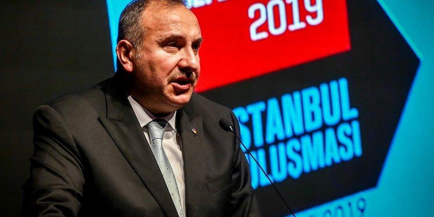 İstib Yönetim Kurulu Başkanı Kopuz: Ekonomik Saldırıların Abd'ye De Bir Bedeli Var