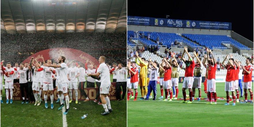 Rusya Ve Polonya Avrupa Şampiyonası Finallerine Katılmayı Garantiledi