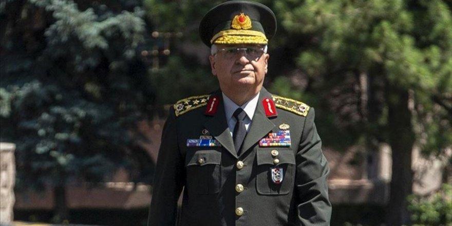 Genelkurmay Başkanı Orgeneral Güler, Gerasimov İle Görüştü
