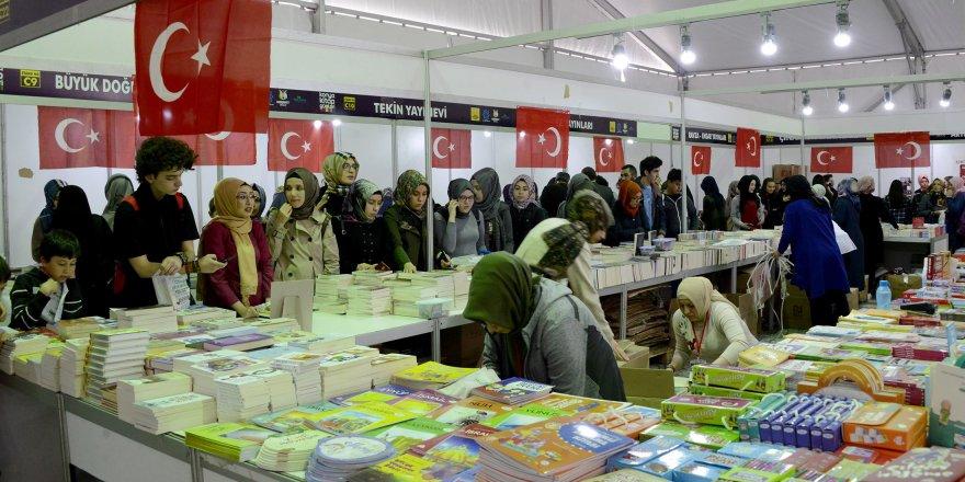 Konya Kitap Günleri 18 Ekim'de açılıyor