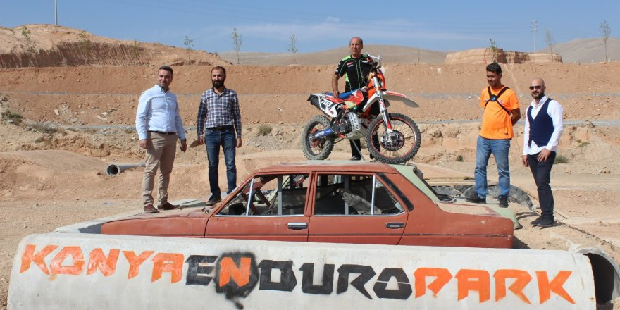 Konya Enduro Fest 2019 Yarışları'na Doğru