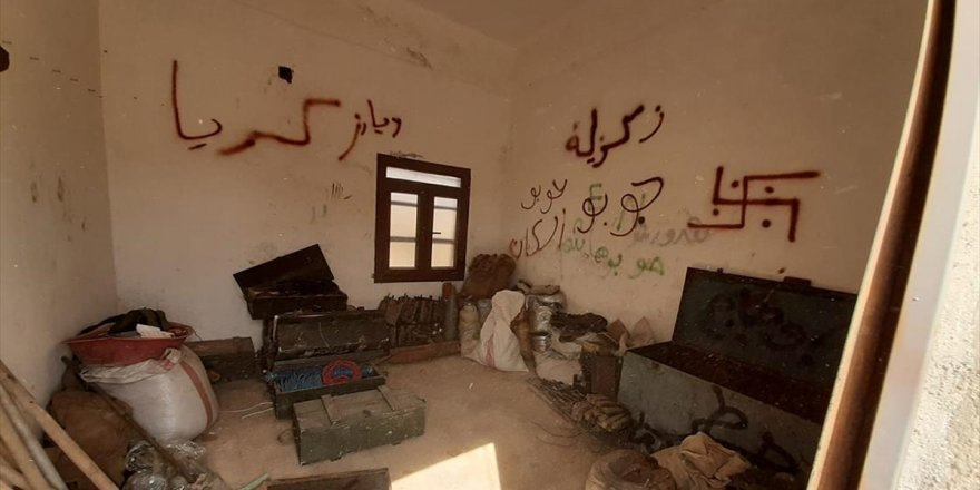 Barış Pınarı Harekatı'nda Etkisiz Hale Getirilen Terörist Sayısı 637 Oldu
